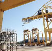 Εύρος φορτίου και περιοχή εφαρμογής για την οποία συνιστάται οι μετατροπέας συχνότητας ASR. © Konecranes;