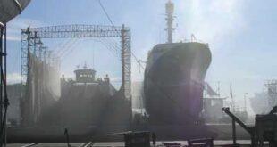 Οι πιο σημαντικές εργολαβίες των συνεργείων αμμοβολής αφορούν σε κελύφη πλοίων.;